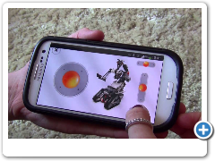 Sbrick and Smartphone controlled LEGO Technic and Mindstorms Johnny 5 Robot using Bluetooth