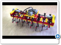 SBrick - in a custom built LEGO Spider Crawler